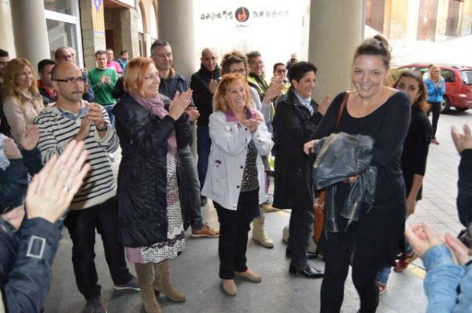 Poble Lliure dóna tot el seu suport a Montse Venturós, alcaldessa de Berga Recibidos x