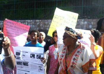Honduras: Capturan a indígena Garífuna, defensora de la madre tierra y perseguida por un empresario canadiense