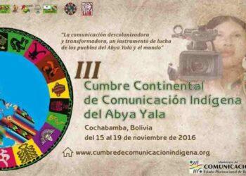 III Cumbre Continental Indígena en Bolivia reunirá delegados de 20 países
