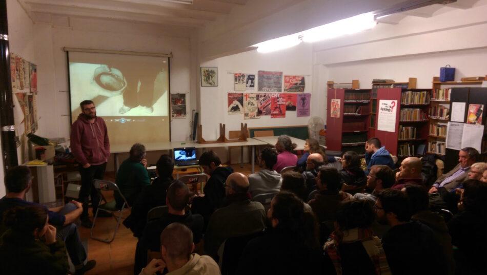 "Estrena del documental ""Memoria Viva a Sabadell"""