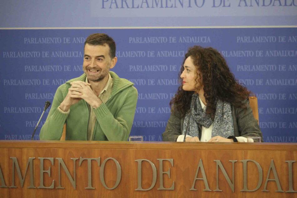 IU Andalucía propone quitar 100 millones de euros a los conciertos privados para fortalecer la sanidad pública