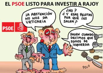 La urticaria del PSOE
