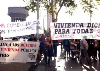 Los afectados por la venta de viviendas del IVIMA, escandalizados por la negativa de Hacienda a colaborar con el juzgado