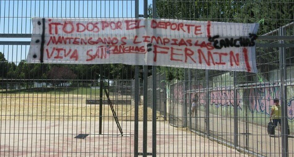 San Fermín (Madrid) exige soluciones urgentes a la falta de limpieza del barrio y al abandono de sus zonas verdes
