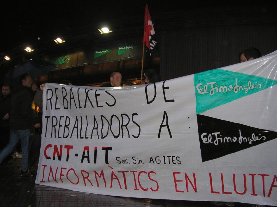 Bofetada millonaria a El Corte Inglés: IECISA inhabilitada para trabajar en el sector público