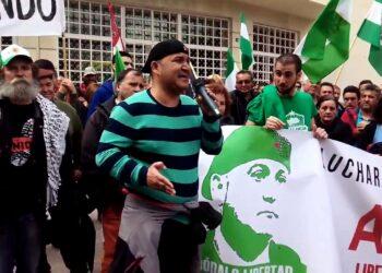 Andrés Bódalo inicia una huelga de hambre por persecución dentro de la cárcel