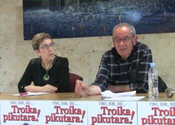 """Iñaki Uribarri: """"La Renta de Garantía de Ingresos deja fuera a un 27% de familias pobres"""""""