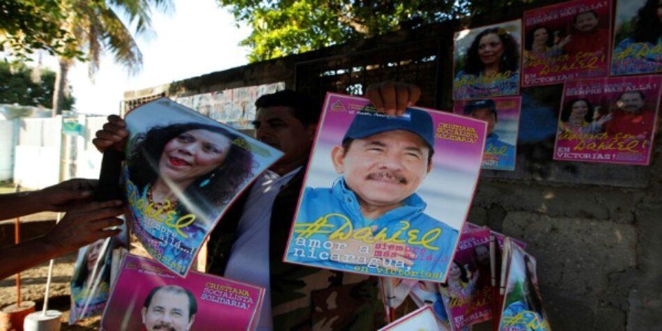Nicaragua: Cronica de una intervencion abortada