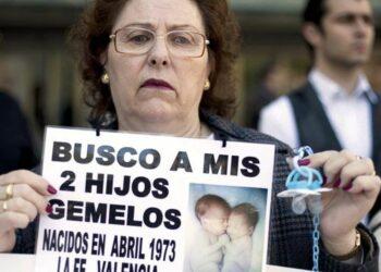 Bebés Robados, un problema que sufren miles de personas