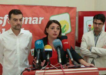 IU Andalucía critica que la propuesta de Presupuestos solo hable de grandes cifras y no de los problemas sociales