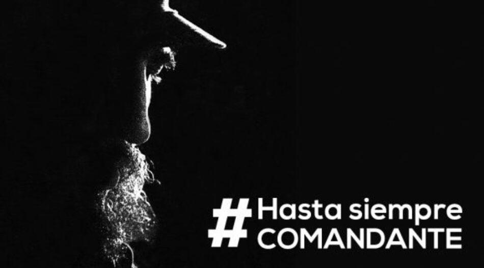Minuto a Minuto del Tributo a Fidel