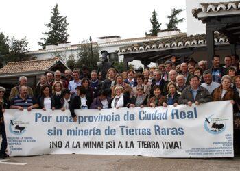 Sí a la Tierra Viva deja en evidencia la doble moral de Emiliano García-Page con la minería de tierras raras