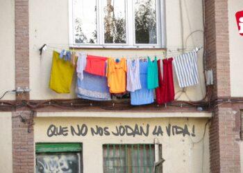 IU presenta su campaña contra la precariedad: 'Que no nos jodan la vida!'