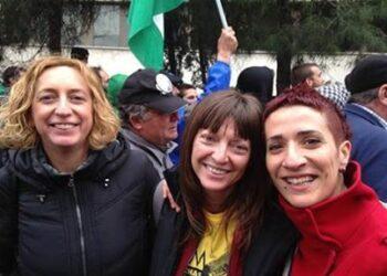 IU reclama la absolución de Raquel Tenías, que será juzgada por supuestos delitos de desórdenes públicos y atentado a la autoridad tras las Marchas de la Dignidad del 22M