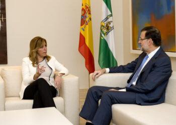 Susana Díaz no exigirá a Rajoy ninguna demanda para Andalucía en la negociación de los PGE