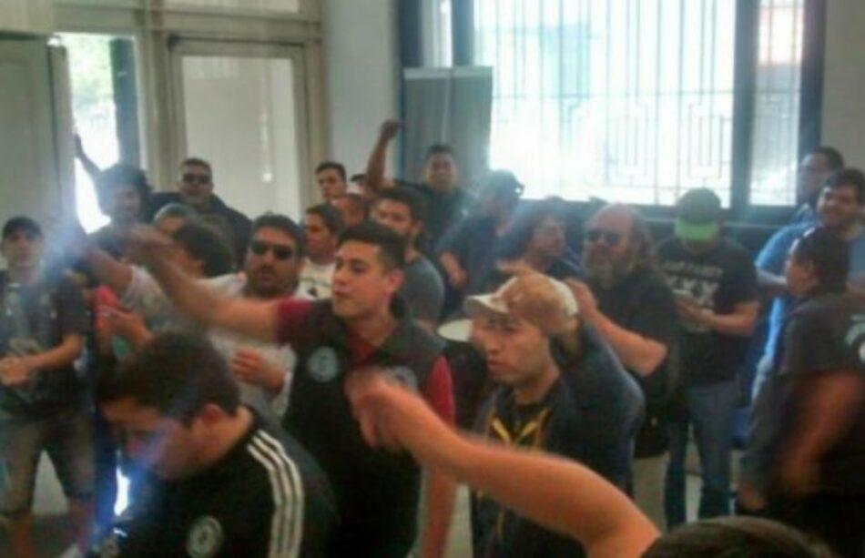 Argentina: Trabajadores y cooperativistas ocuparon Ministerio de Energía
