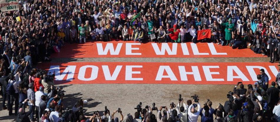 Greenpeace valora la determinación de los países para luchar contra el cambio climático pero demanda mayores compromisos