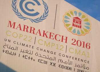 Greenpeace denuncia en la Cumbre del Clima de Marrakech que España abandona a los trabajadores y al medio ambiente al no abordar el fin del carbón