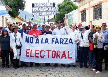 """Elecciones en Nicaragua [1-3]: """"Una oposición liberal-derecha colapsada y dividida"""""""