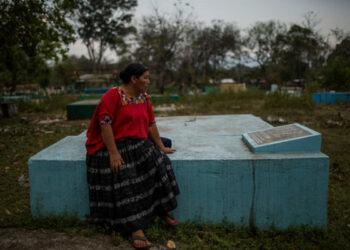 Un grupo de mujeres en Guatemala se enfrenta a una empresa minera canadiense