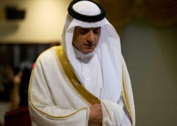Arabia Saudí quiere echar a Al-Yubeir por sus fallidas políticas