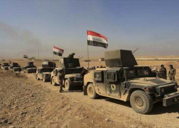 Irak lanza nueva estrategia en ofensiva antiterrorista de Mosul