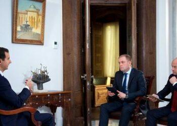 """Entrevista del presidente Al-Assad: """"No habrá pausa ni tregua en nuestro avance contra los terroristas"""""""