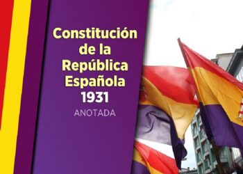 85 aniversario de la promulgación de la Constitución de 1931: edición realizada por la iniciativa Miércoles Republicano