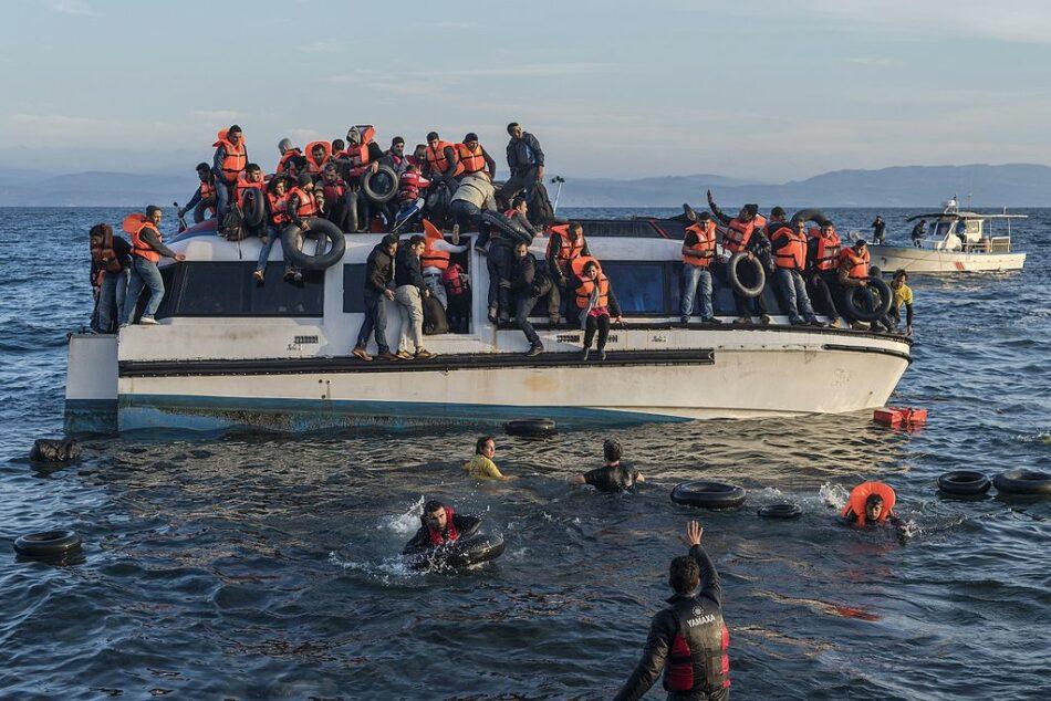 Pruebas de ADN complican el periplo de las familias sirias que llegan a Melilla huyendo de la guerra