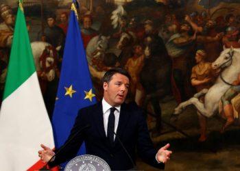 Primer Ministro italiano, Matteo Renzi, renuncia luego de perder el Referéndum
