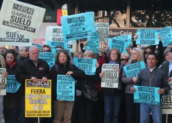 Jueces para la Democracia se congratula de la sentencia sobre las cláusalas suelo del TJUE