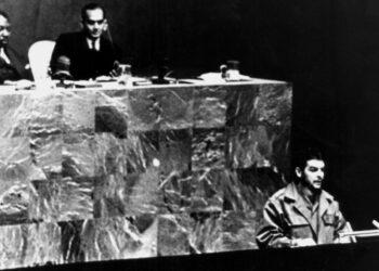 Hace 52 años el «Che» alzaba su voz en la ONU por la paz