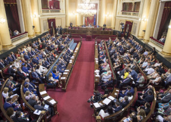 El PP revalida la Ley Mordaza en el Senado y se vale del PSOE para aprobar el techo de gasto