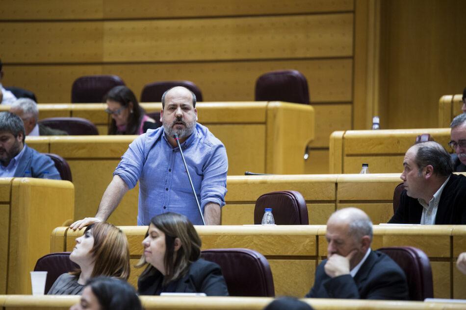 PP y PSOE impiden que en el Senado se apruebe la recuperación de la jurisdicción internacional