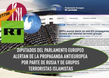 Confusa y peligrosa resolución del Parlamento Europeo contra los medios rusos