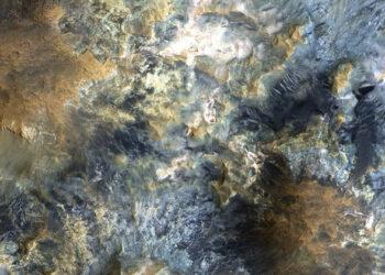 La Agencia Espacial Europea (ESA) presenta un video animado del Valle Mawrth, uno de los más grandes de Marte