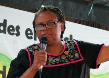 """Honduras Miriam Miranda: """"Quieren desaparecernos para adueñarse de nuestros territorios"""""""