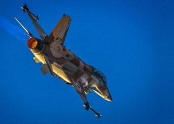 Caza israelí ataca posiciones del Ejército sirio cerca de Damasco