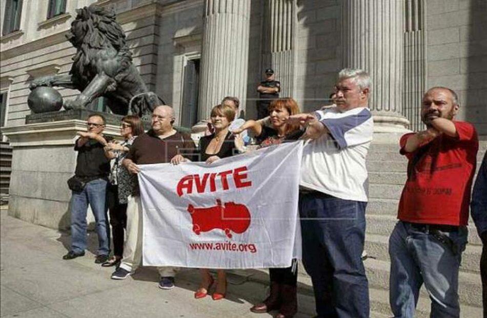 Vallina (IU) exige al PP un compromiso claro con las víctimas de la Talidomida en el Estado español