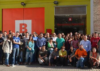 Triunfo de los trabajadores externalizados de BarcelonaTV