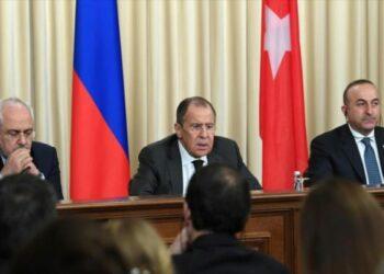 Rusia, Irán y Turquía defienden soberanía e integridad de Siria