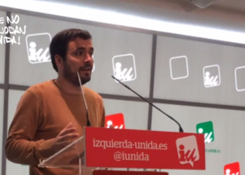 """Garzón avisa que PSOE y C`s """"son tan responsables como el PP"""" de los nuevos recortes y subidas de impuestos porque """"están secuestrados ante su hoja de ruta económica"""""""