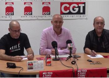 """La CGT continuará movilizándose en las calles """"Por lo Público, Por lo Común"""""""