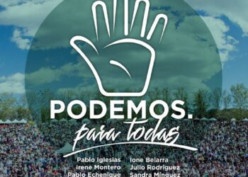 Iglesias presenta su apuesta para Vistalegre II: «Podemos para todas»