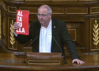 En Comú Podem pide la comparecencia del Ministro de Fomento por el anuncio de que el Estado se hará cargo de las autopistas de peaje en quiebra