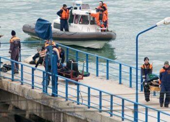 Putin encarga investigar desastre aéreo en Sochi, mueren 92 personas
