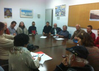 Organizaciones se unen en un gran movimiento social para defender el agua y su uso racional en Almería