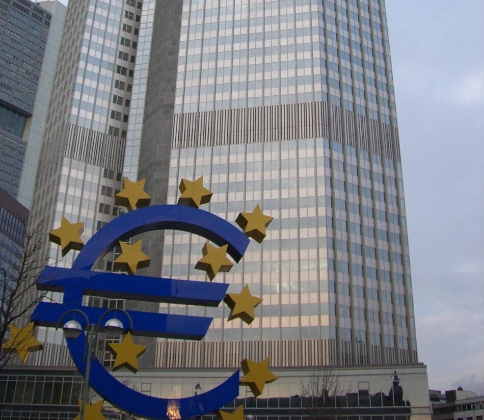 """Sánchez Mato denuncia la """"insuficiente respuesta"""" de la Comisión Europea ante el """"gigantesco fraude y brutal expolio"""" de los bancos al manipular el euríbor"""