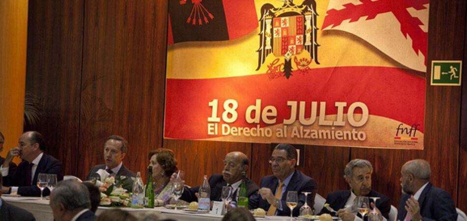 IU presenta una PNL para acabar con el manejo que desde la Fundación Francisco Franco se hace de documentos públicos clasificados y material secreto