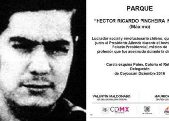 Chile: Homenaje a un héroe del pueblo